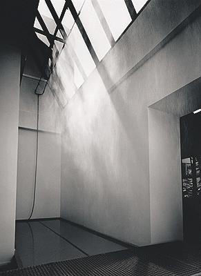 Skok do mlhy z trampolíny / (Job Koelewijn, Olafur Eliasson a zvláštní efekty)