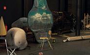 Christian Riebe - Seven Worn Mundane Objects Shining in the Front Yard