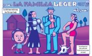LA FAMILA LEGER