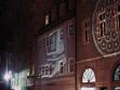 Chaos, projekce na fasády domů ve Výmaru. Akce proběhla během festivalu.