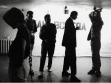 Aufnahmen aus der Trechprudnyj-Galerie, Moskau 1990.