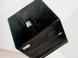 The Black Cube, 2009, wood, papier maché, gaffer tape.
