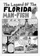 Mike Diana - The Legend of the Florida Man-Fish