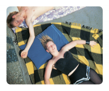 Simon Barker aka Six, Jordan, Derek Dunbar – Sun Roof, St James Hotel (2)