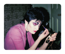 Simon Barker aka Six, Siouxsie – St James Hotel – Make-up Red (2)