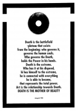 Autopsia poster from Weltuntergang Show: Death is the battlefield
