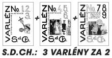 S.d.Ch.: 3x Varlén (kompletní edice = 1.2.3. + 4.5.6. + 7.8.9.)