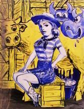 Stu Mead: Cowgirl